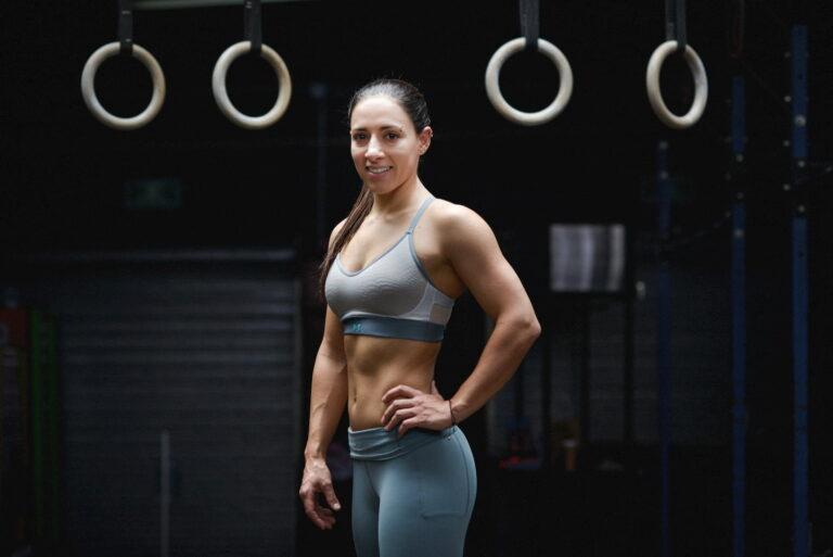 Entrenadora y nutrióloga Ivonne Vargas