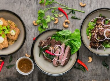 Alimentación en la dieta keto
