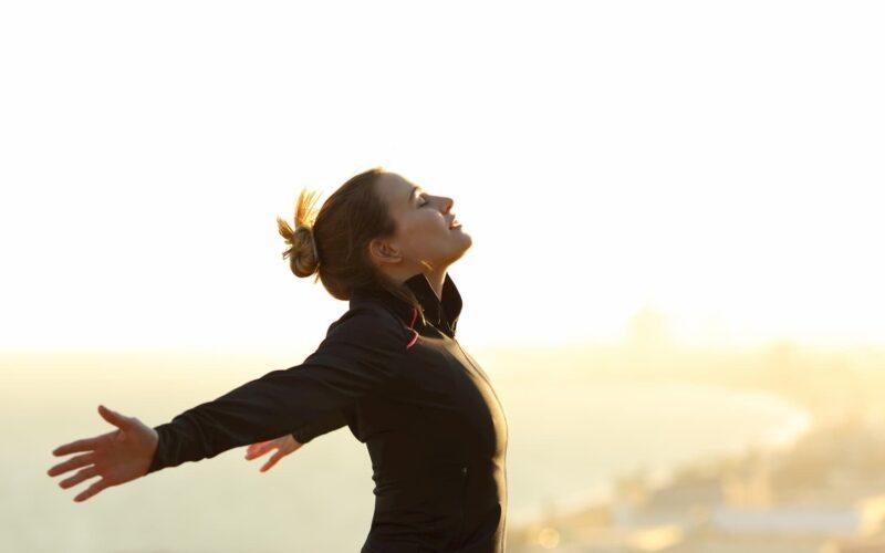 Cómo respirar adecuadamente al correr