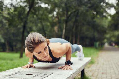 Tatiana Serur viajera y atleta