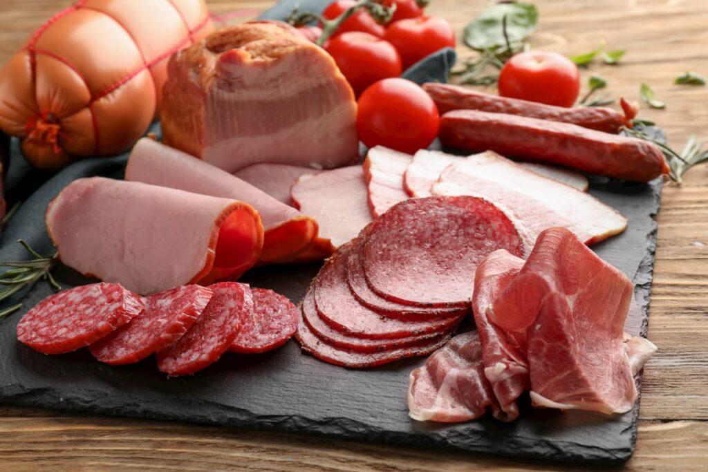 El riesgo de la carne procesada