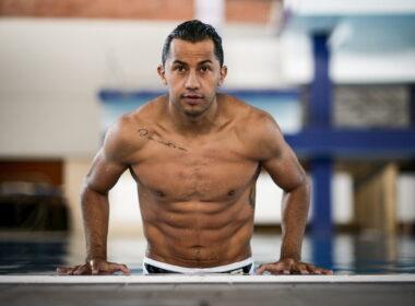 Jahir Ocampo atleta olímpico