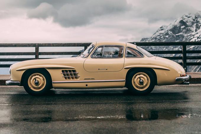Mercedes Benz 300SL