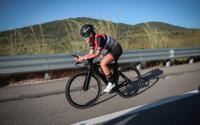 Cynthya Lozada triatleta