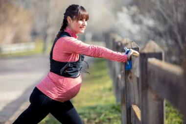 ¿Debes hacer ejercicio durante el embarazo?