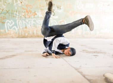 Breakdancing en París 2024