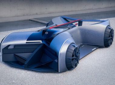 Nissan GT-R X 2050