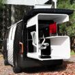 NV350 Caravan Office Pod