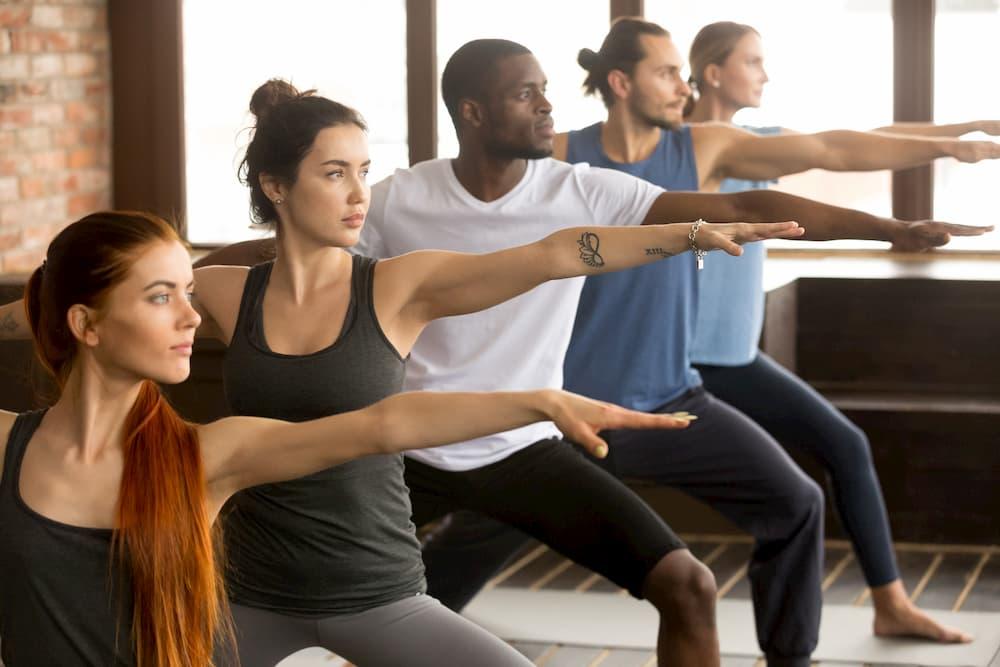 Yoga, una forma de descanso activo