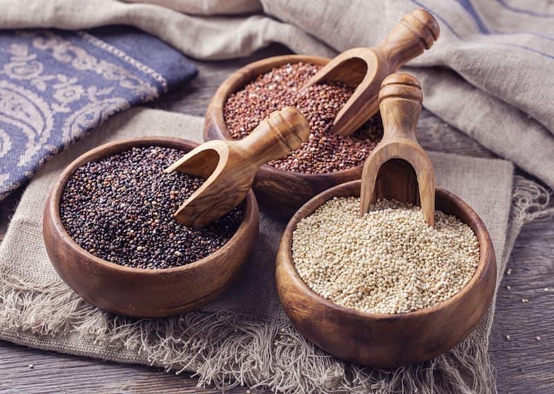 Alimentos más nutritivos quinoa