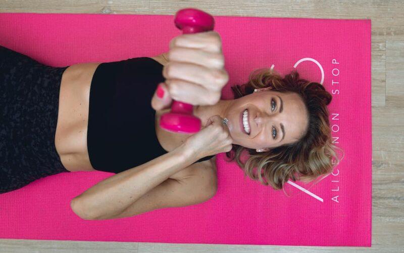 Alice Non Stop coach de fitness