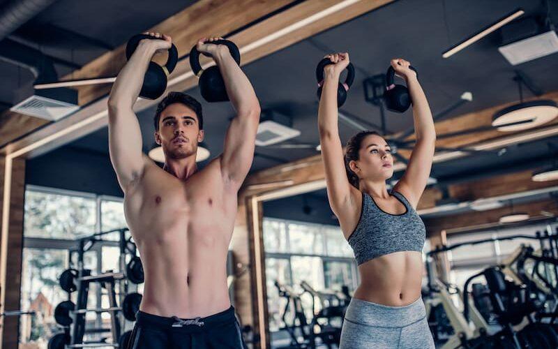 Beneficios de entrenar en pareja