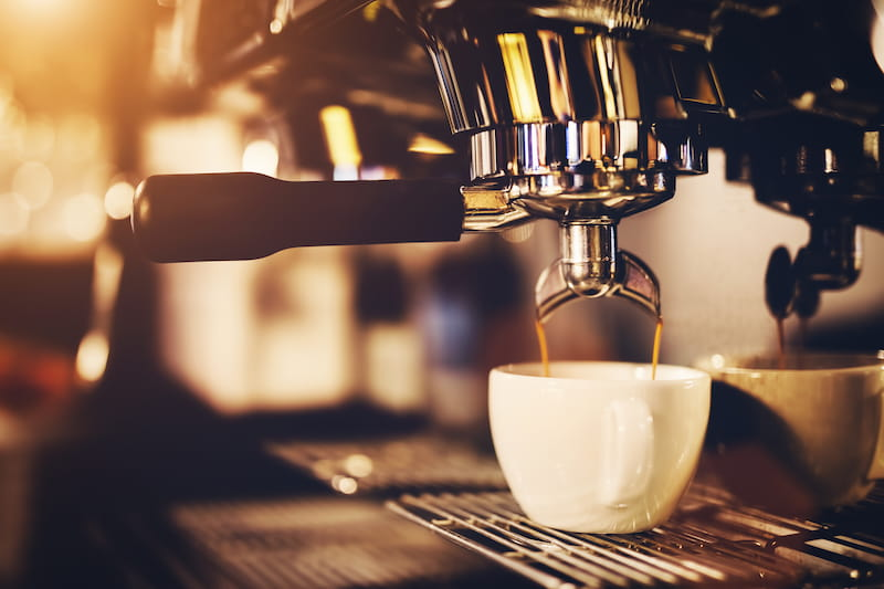 Café y rendimiento físico