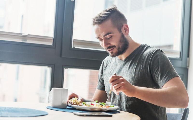 Cuántas comidas por día