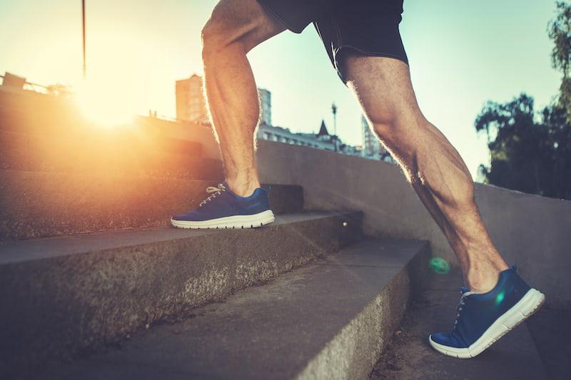 Subir escaleras mejora la salud