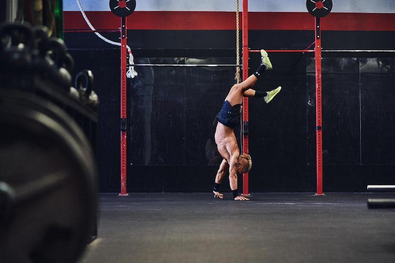 Atleta de CrossFit