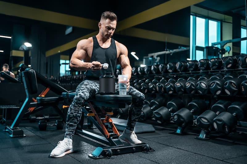 Proteína para ganancia muscular