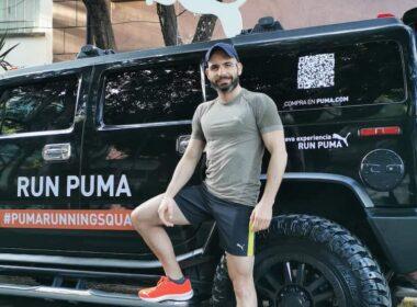Run PUMA Van