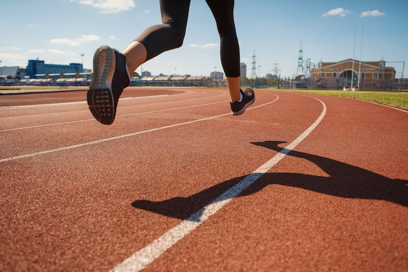 Entrenamiento de running