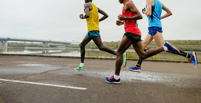 Yasso 800s tiempo maratón