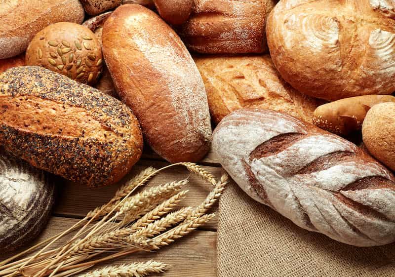 Pan y gluten