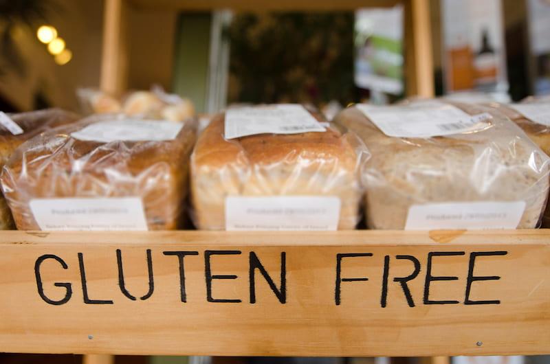 Alimentos gluten-free