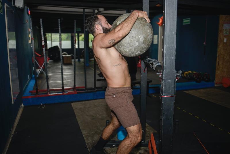 Rodrigo Colorado Strongman