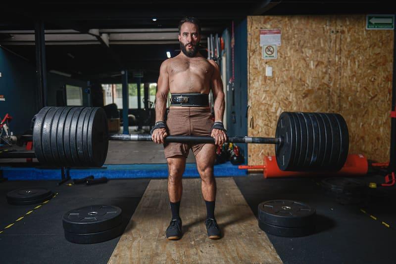 Atleta Rodrigo Colorado