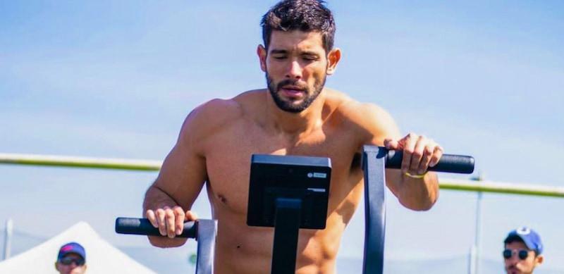 Alan García CrossFit México