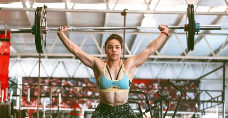 Fransiela Jiménez CrossFit