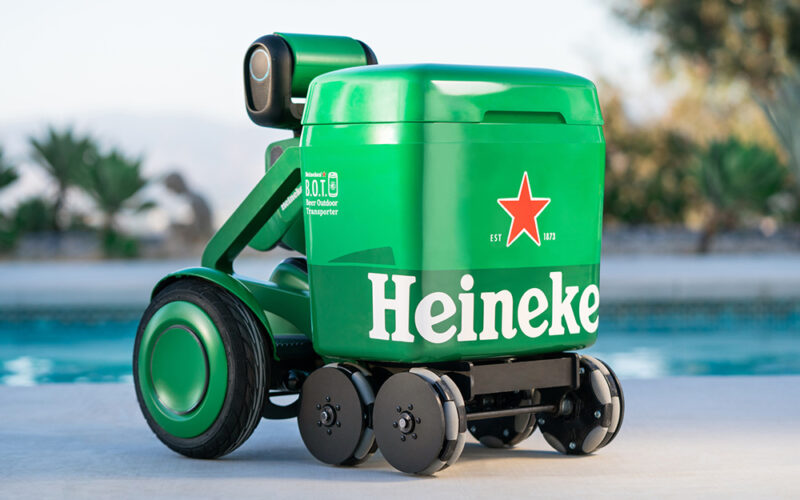 Beer Outdoor Transporter