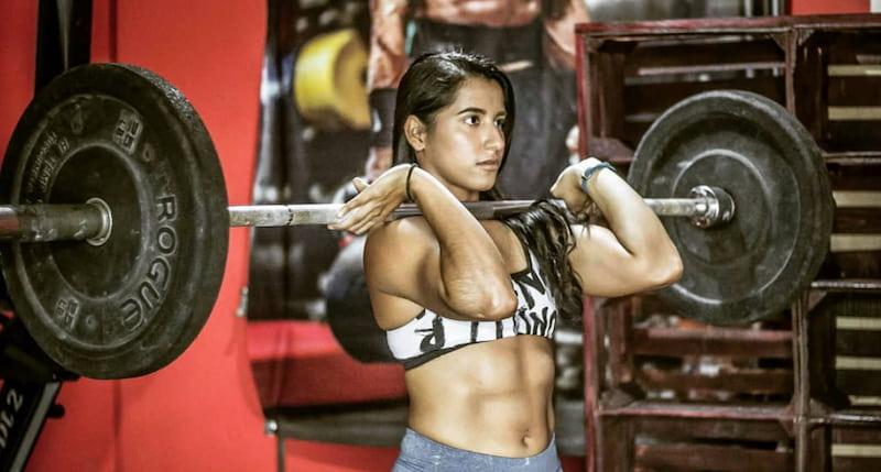 Itzel Castellanos CrossFit