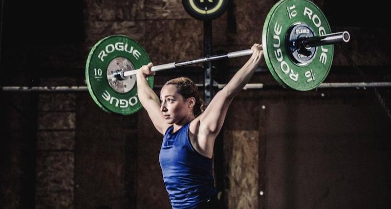 Larissa Salazar CrossFit