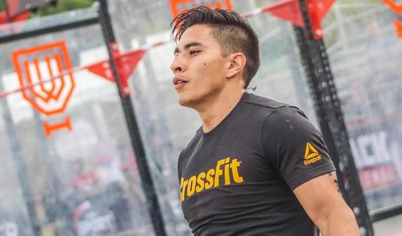 Manuel Gallegos CrossFit México