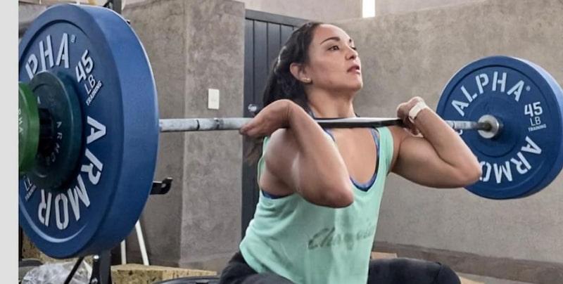 Natziyelli Romero CrossFit
