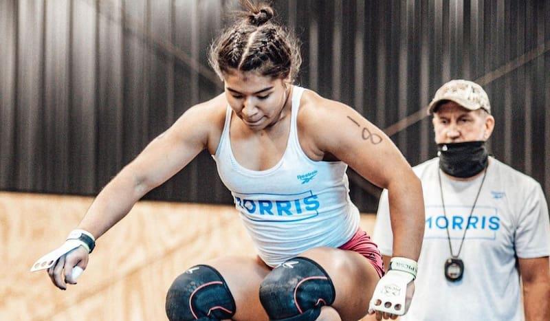 Paulina Haro CrossFit