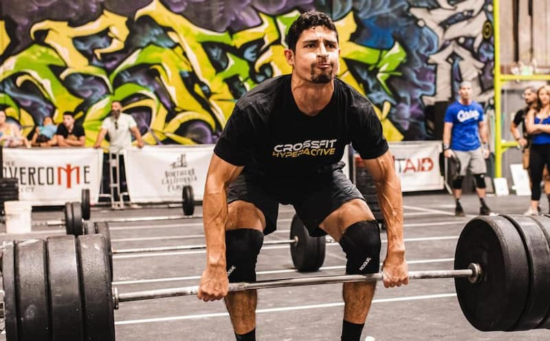 Rafael Sancen CrossFit México