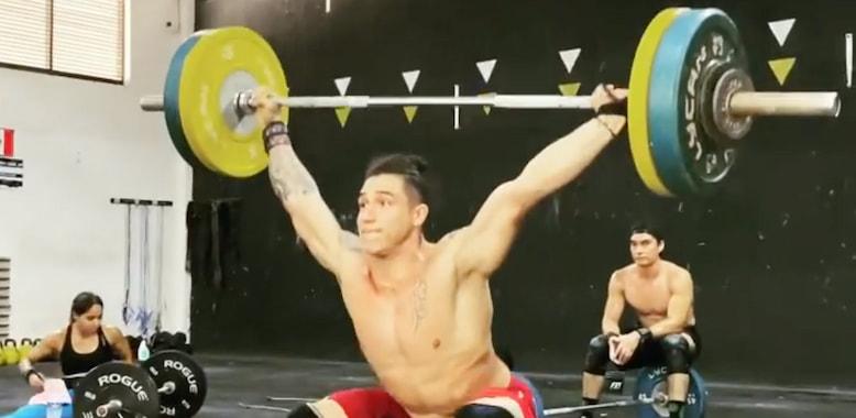 Samuel Araiza CrossFit México