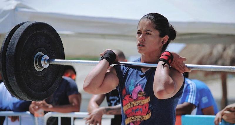 Yolanda Stivalys CrossFit